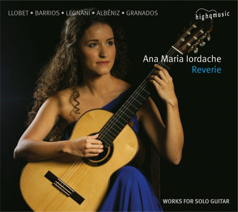 Ana Maria Iordache Reverie digipack