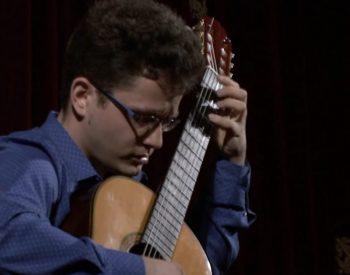 Tudor Niculescu Mizil Sinaia Guitar Festival 2016
